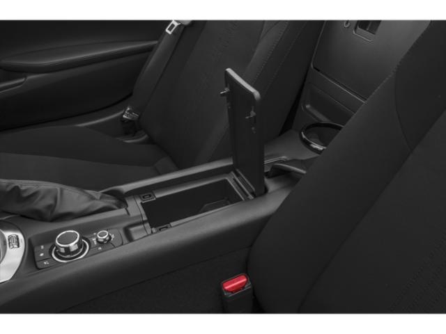 2019 Mazda MX-5 Miata Base Price Sport Manual Pricing center storage console