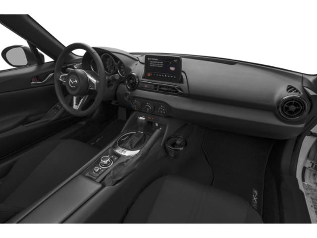 2019 Mazda MX-5 Miata Base Price Sport Manual Pricing passenger's dashboard