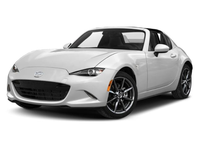 2019 Mazda MX-5 Miata RF Pictures MX-5 Miata RF Club Manual photos side front view