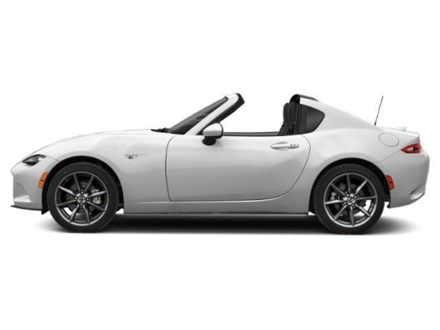 2019 Mazda MX-5 Miata RF Pictures MX-5 Miata RF Club Manual photos side view