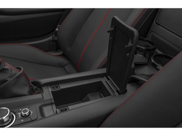2019 Mazda MX-5 Miata RF Pictures MX-5 Miata RF Club Manual photos center storage console