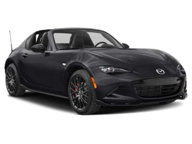 2019 Mazda MX-5 Miata RF Base Price Club Manual Pricing side front view