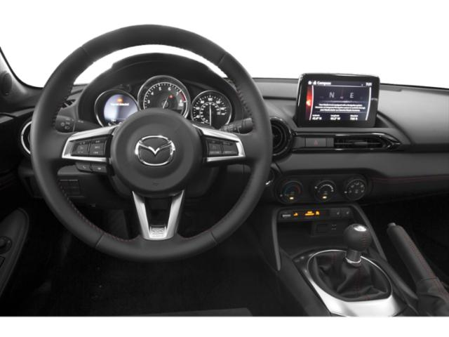 2019 Mazda MX-5 Miata RF Base Price Club Manual Pricing driver's dashboard