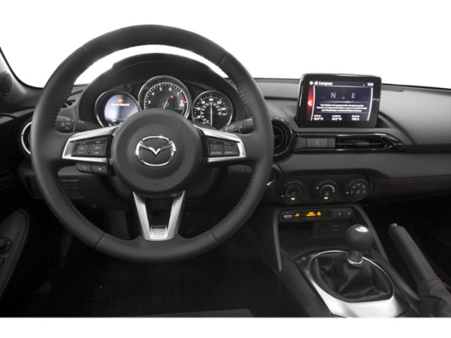 2019 Mazda MX-5 Miata RF Base Price Grand Touring Manual Pricing driver's dashboard