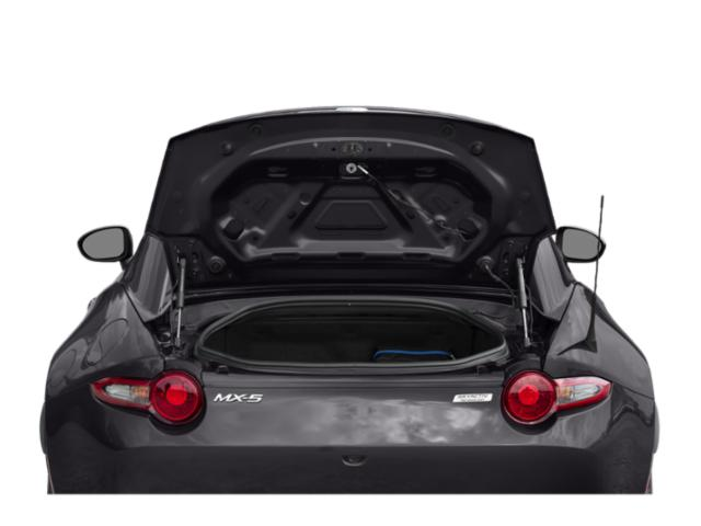 2019 Mazda MX-5 Miata RF Base Price Grand Touring Manual Pricing open trunk