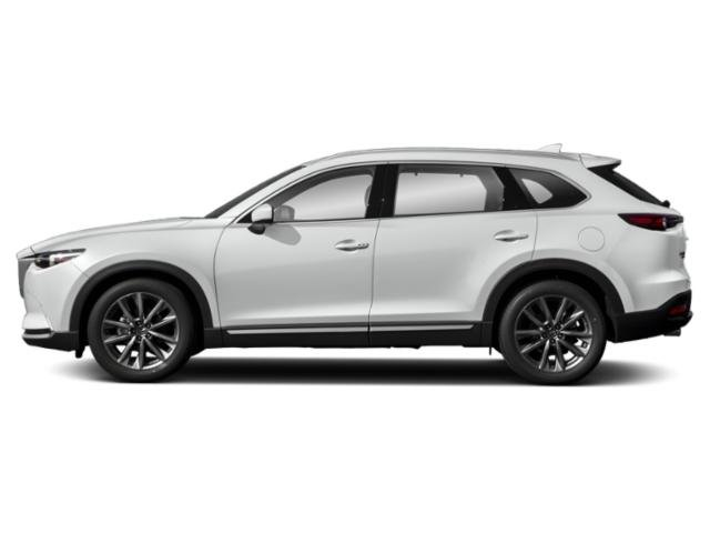 2019 Mazda CX-9 Pictures CX-9 Signature AWD photos side view