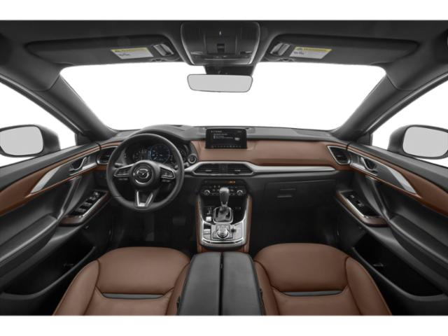2019 Mazda CX-9 Pictures CX-9 Touring AWD photos full dashboard