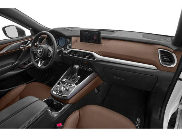 2019 Mazda CX-9 Base Price Signature AWD Pricing passenger's dashboard