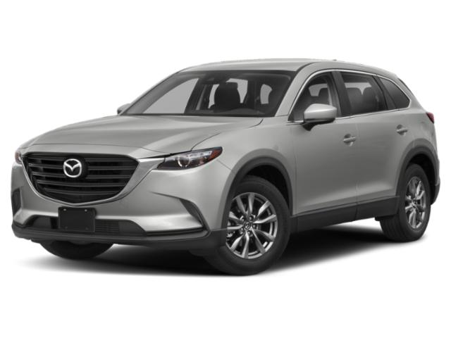 2019 Mazda CX-9 Pictures CX-9 Signature AWD photos side front view