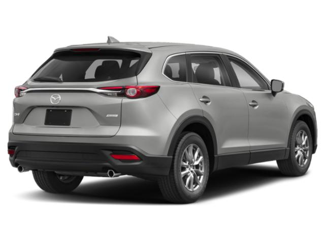2019 Mazda CX-9 Base Price Signature AWD Pricing side rear view