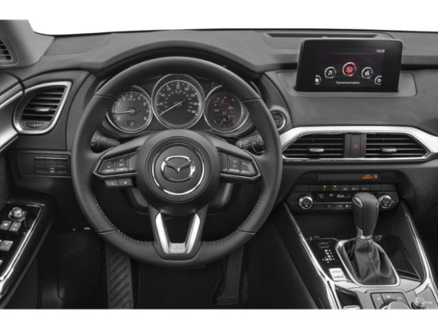 2019 Mazda CX-9 Base Price Signature AWD Pricing driver's dashboard