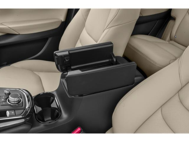 2019 Mazda CX-9 Pictures CX-9 Signature AWD photos center storage console