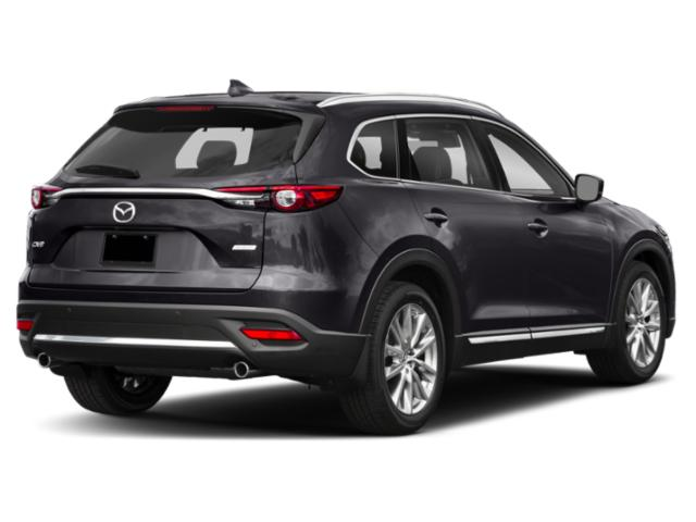 2019 Mazda CX-9 Pictures CX-9 Signature AWD photos side rear view