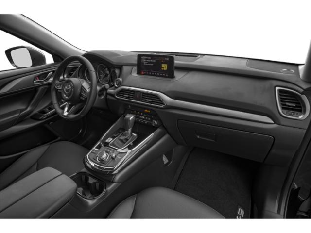 2019 Mazda CX-9 Pictures CX-9 Signature AWD photos passenger's dashboard