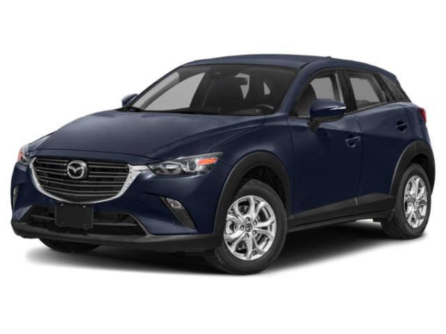 2019 Mazda CX-3 Base Price Touring FWD Pricing side front view
