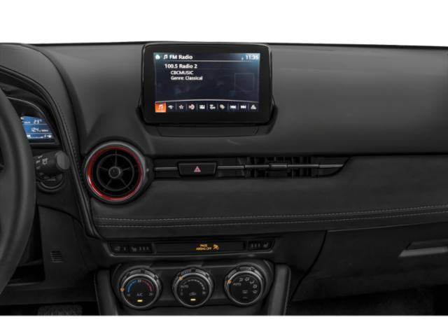 2019 Mazda CX-3 Base Price Sport FWD Pricing stereo system