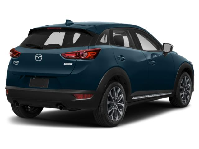 2019 Mazda CX-3 Base Price Touring AWD Pricing side rear view