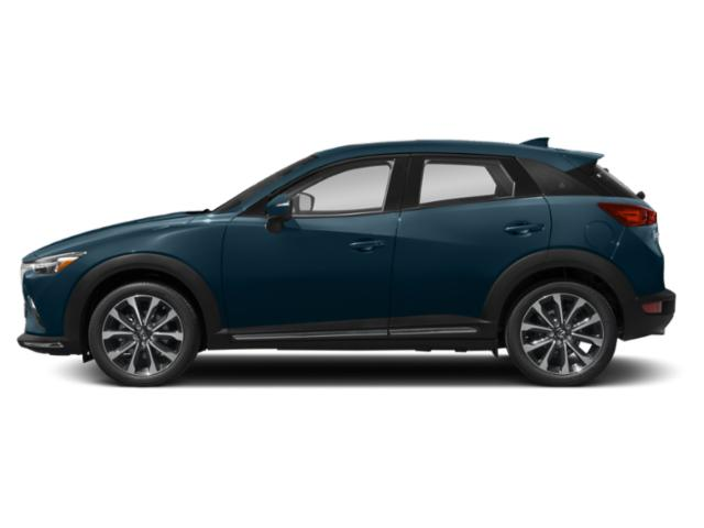 2019 Mazda CX-3 Base Price Touring AWD Pricing side view