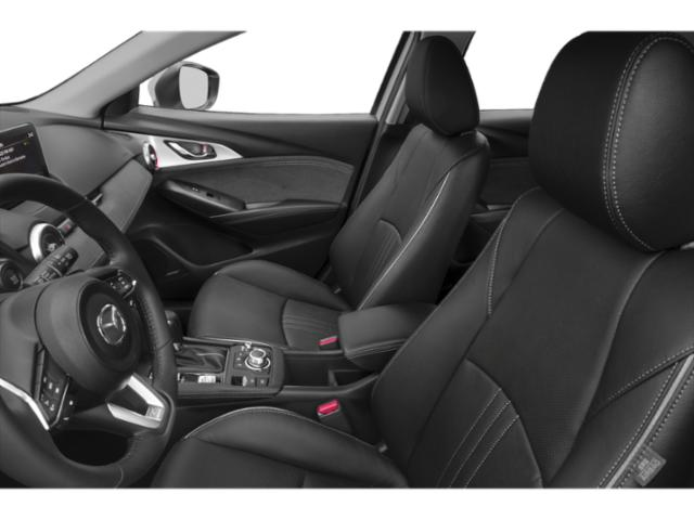 2019 Mazda CX-3 Base Price Sport FWD Pricing front seat interior