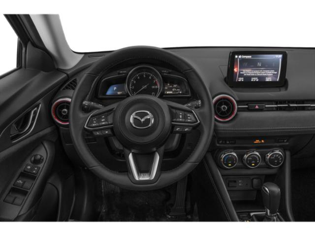 2019 Mazda CX-3 Base Price Touring AWD Pricing driver's dashboard