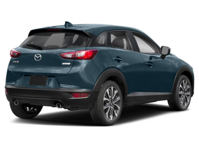 2019 Mazda CX-3 Base Price Touring FWD Pricing side rear view