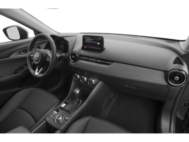 2019 Mazda CX-3 Base Price Touring FWD Pricing passenger's dashboard