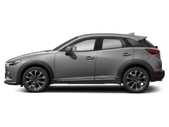 2019 Mazda CX-3 Base Price Touring FWD Pricing side view