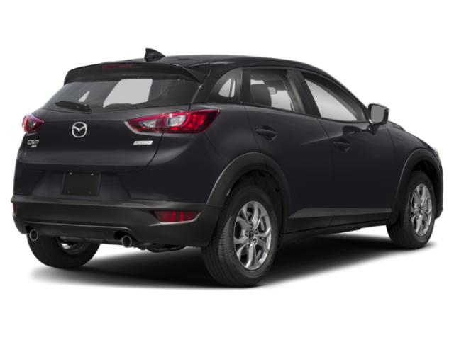 2019 Mazda CX-3 Base Price Sport FWD Pricing side rear view