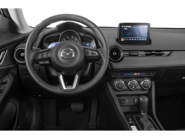 2019 Mazda CX-3 Base Price Touring FWD Pricing driver's dashboard