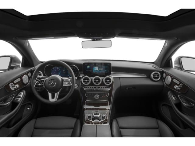 2019 Mercedes-Benz C-Class Pictures C-Class C 300 Coupe photos full dashboard