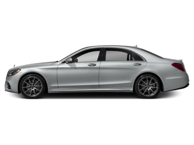 2019 Mercedes-Benz S-Class Pictures S-Class S 450 4MATIC Sedan photos side view