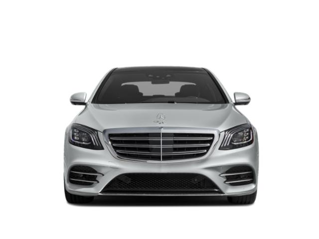 2019 Mercedes-Benz S-Class Base Price S 450 Sedan Pricing front view