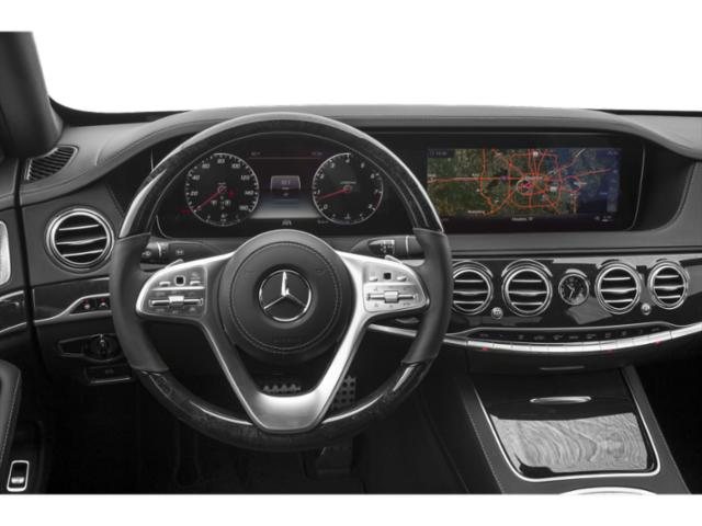 2019 Mercedes-Benz S-Class Pictures S-Class S 450 4MATIC Sedan photos driver's dashboard