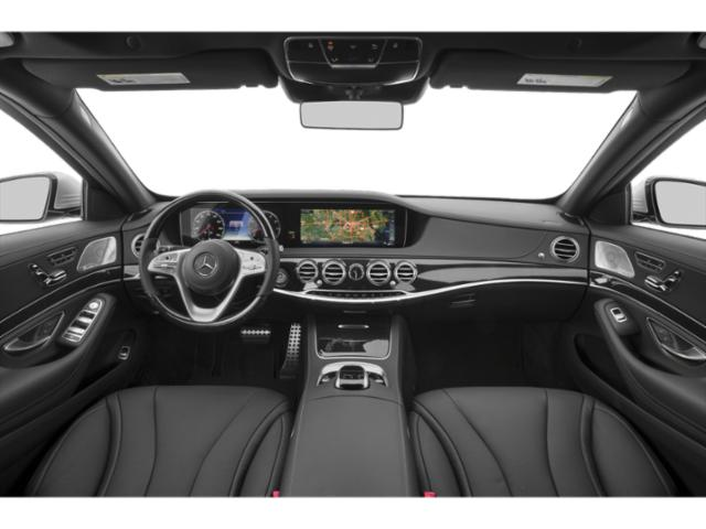 2019 Mercedes-Benz S-Class Pictures S-Class S 450 4MATIC Sedan photos full dashboard