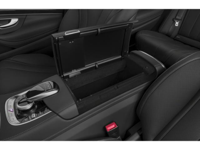 2019 Mercedes-Benz S-Class Pictures S-Class S 450 4MATIC Sedan photos center storage console