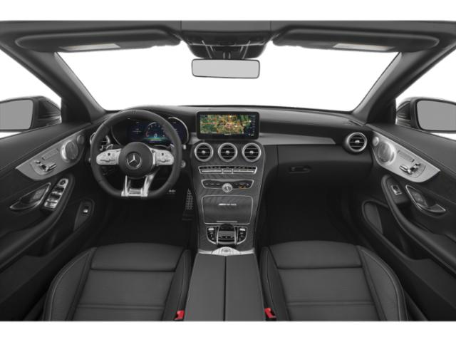 2019 Mercedes-Benz C-Class Base Price AMG C 63 S Sedan Pricing full dashboard