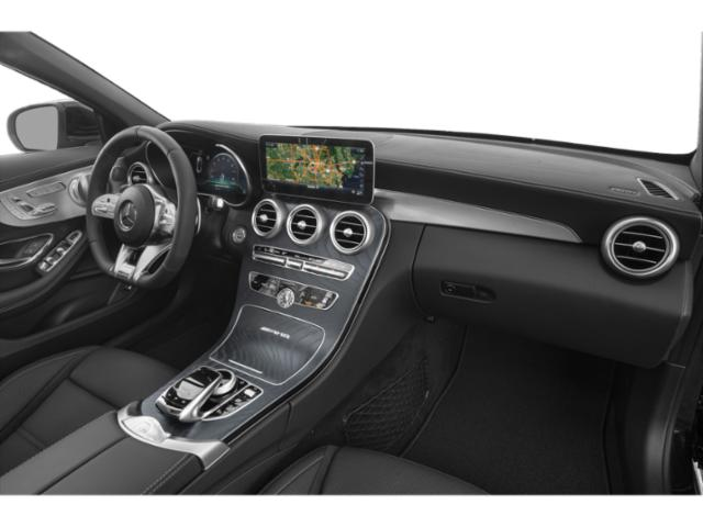 2019 Mercedes-Benz C-Class Base Price AMG C 63 S Sedan Pricing passenger's dashboard