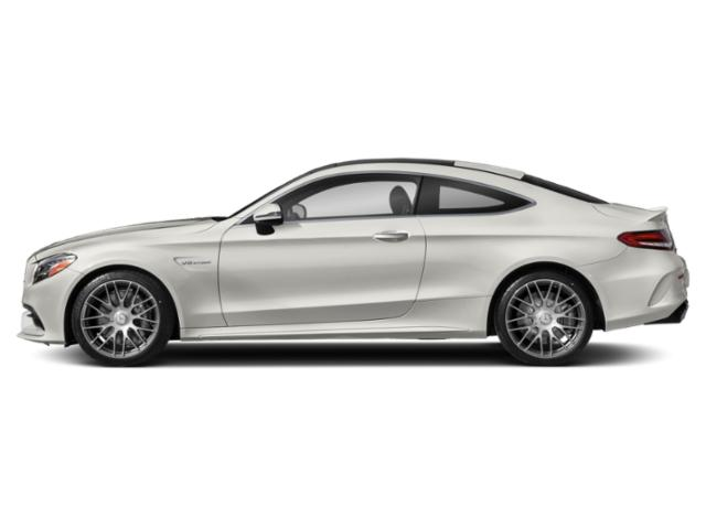 2019 Mercedes-Benz C-Class Base Price AMG C 63 S Sedan Pricing side view