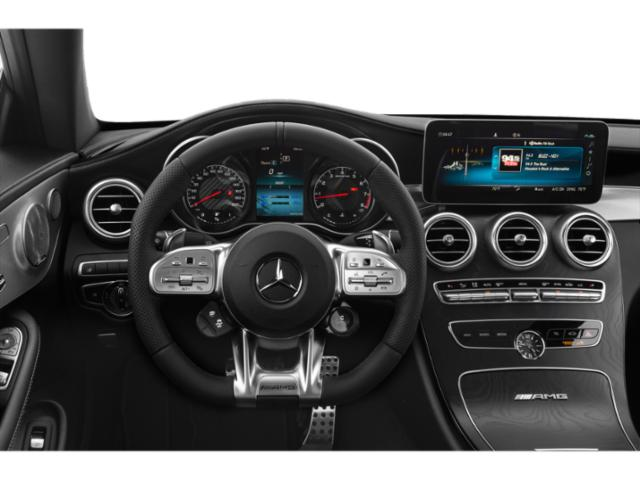 2019 Mercedes-Benz C-Class Base Price AMG C 63 S Sedan Pricing driver's dashboard