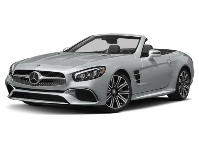 2019 Mercedes-Benz SL Pictures SL SL 450 Roadster photos side front view