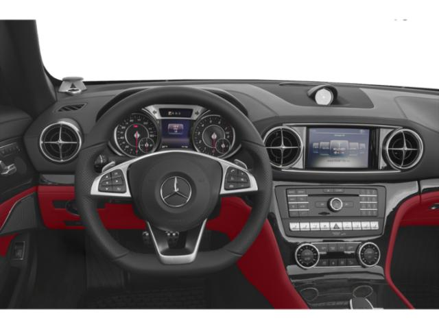 2019 Mercedes-Benz SL Pictures SL SL 450 Roadster photos driver's dashboard