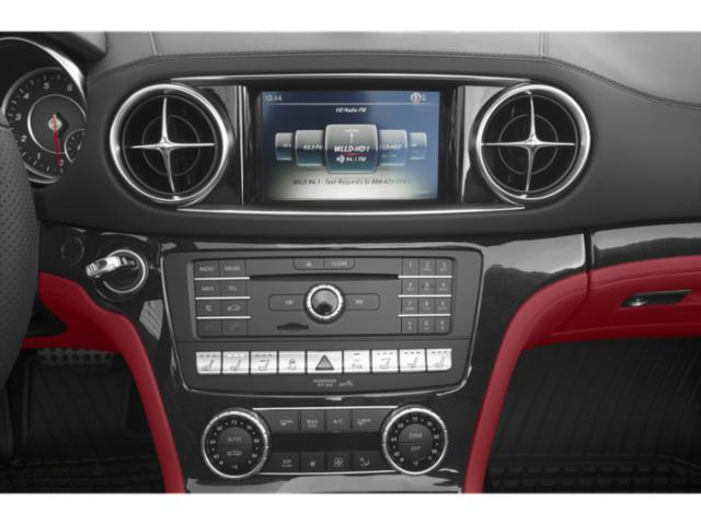 2019 Mercedes-Benz SL Pictures SL SL 450 Roadster photos stereo system