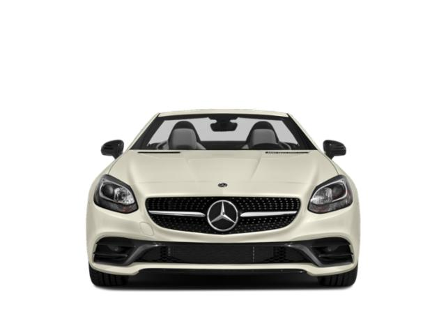 2019 Mercedes-Benz SLC Base Price SLC 300 Roadster Pricing front view