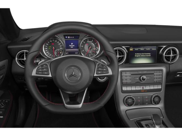 2019 Mercedes-Benz SLC Base Price AMG SLC 43 Roadster Pricing driver's dashboard