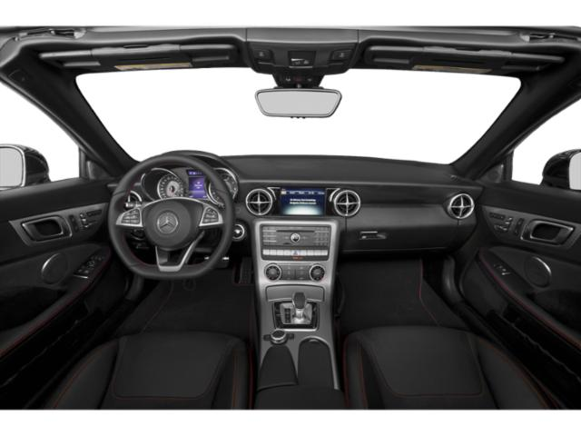 2019 Mercedes-Benz SLC Base Price AMG SLC 43 Roadster Pricing full dashboard