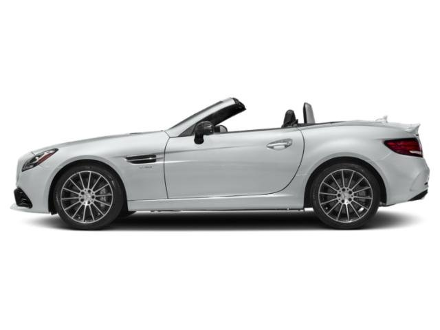 2019 Mercedes-Benz SLC Base Price AMG SLC 43 Roadster Pricing side view
