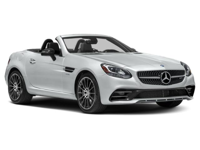 2019 Mercedes-Benz SLC Pictures SLC AMG SLC 43 Roadster photos side front view