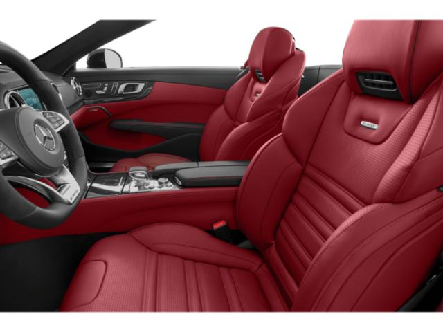 2019 Mercedes-Benz SL Pictures SL AMG SL 63 Roadster photos front seat interior