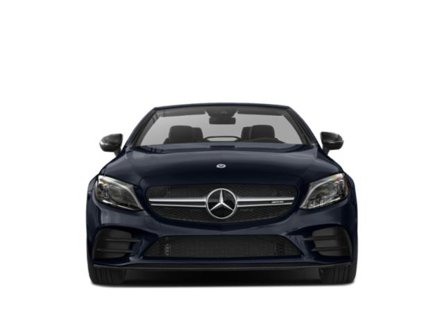 2019 Mercedes-Benz C-Class Base Price AMG C 43 4MATIC Sedan Pricing front view