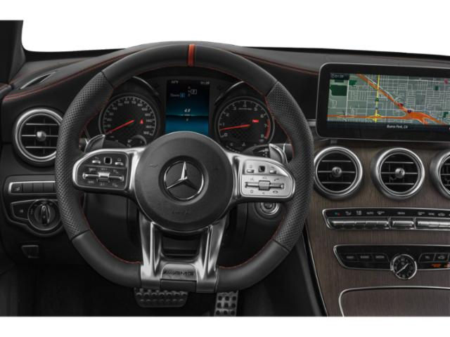 2019 Mercedes-Benz C-Class Base Price AMG C 43 4MATIC Sedan Pricing driver's dashboard